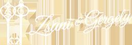 Zsani & Gergely Logo